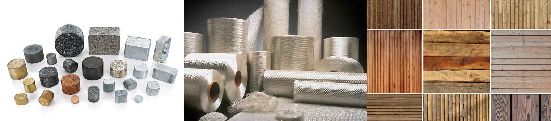 Materiales en la fabricación de andamios